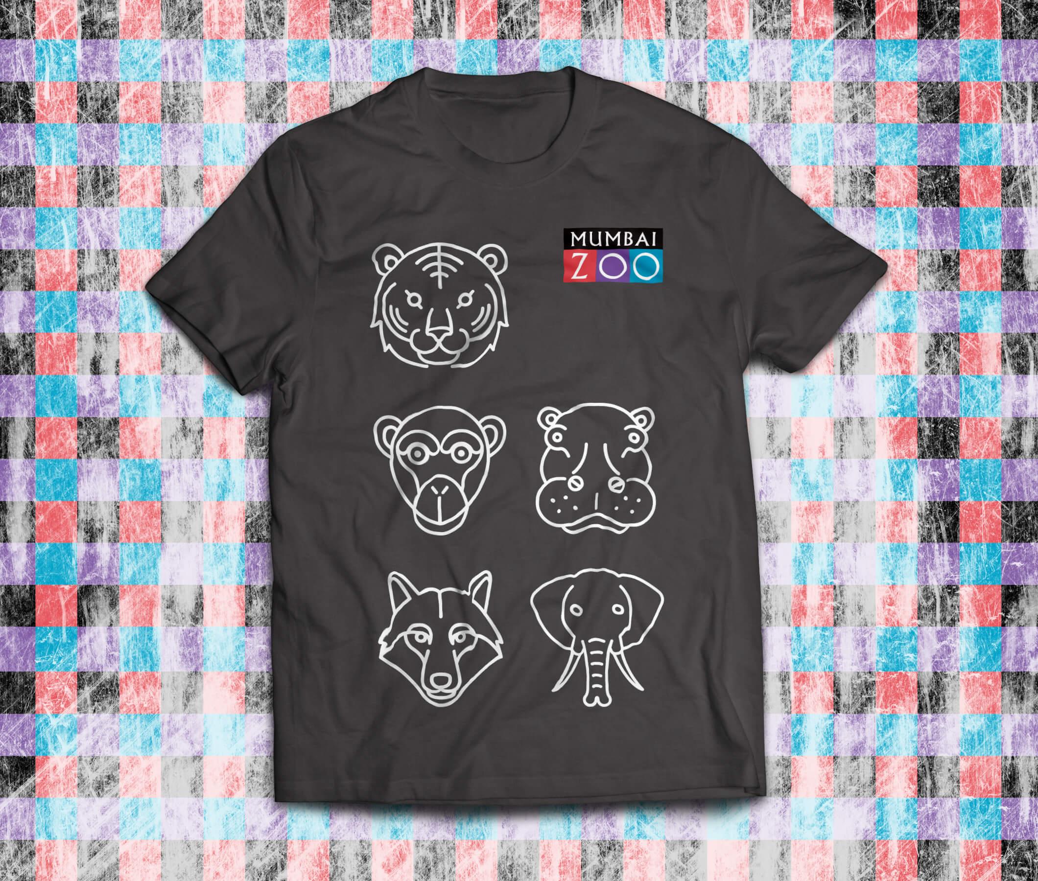 T-Shirt MockUp PSDZOO