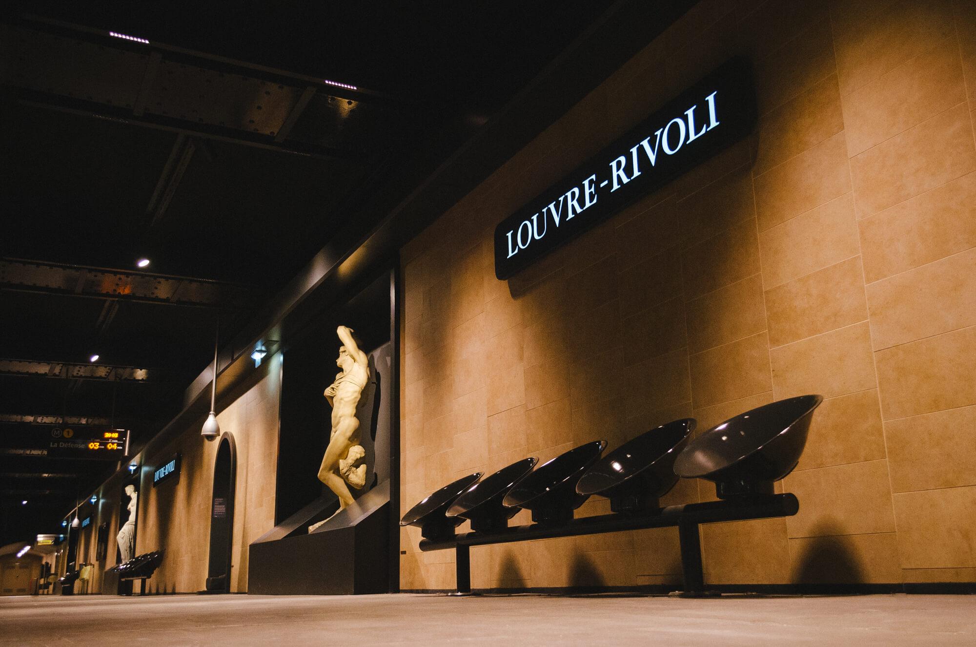 Louvre Rivoli