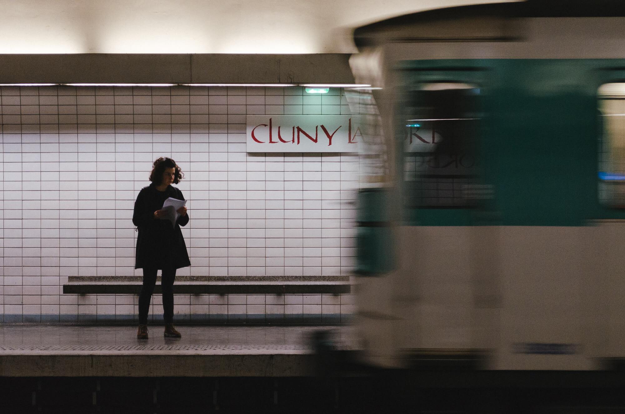 Cluny- La Sorbonne